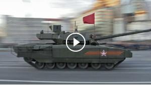 Американцы впервые увидели ТАНК Т-14 «АРМАТА». Они в ШОКЕ!