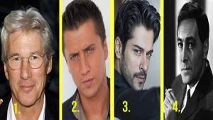 Выберите типаж мужчины, который вам нравится больше всего, и узнайте о себе больше!