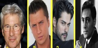 Выберите типаж мужчины
