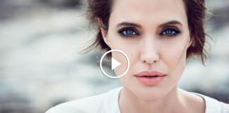 Анджелина Джоли в потрясающей рекламе нового парфюма