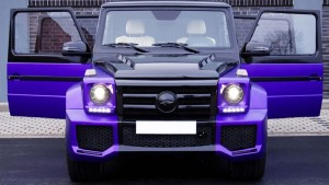 Роскошный внедорожник-лимузин Big One, созданный тюнерами из Stretchcars и FAB Design