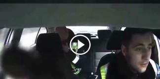 Героический поступок сотрудников полиции