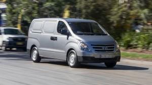 Hyundai представила новый фургон iLoad