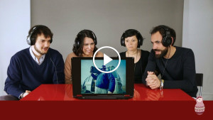 Итальянцы смотрят Грибы — Тает Лёд