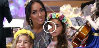 Самая трогательная песня Алсу в исполнении ее дочек