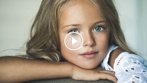 Вот как сейчас выглядит та самая красивая девочка в мире. Время летит безвозвратно!
