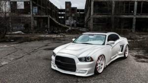 Узнаете ли вы Dodge Charger в этом модифицированном купе?