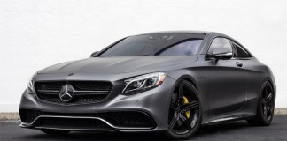 Mercedes-Benz S 63 Coupe AMG