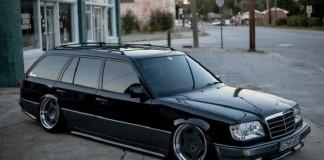 Mercedes-Benz в кузове W124