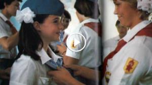 Посетив СССР, эта девочка стала известна на весь мир. Взгляни, что произошло с ней 2 года спустя!