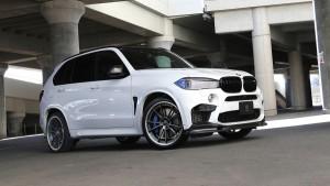 «ЗАРЯЖЕННЫЙ» BMW X5 M ПОЛУЧИЛ ТЮНИНГ ОТ АТЕЛЬЕ 3D DESIGN