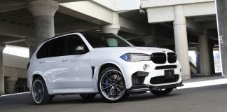 ЗАРЯЖЕННЫЙ BMW X5 M