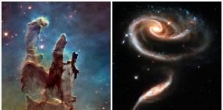 фотографий космоса с телескопа Хаббл