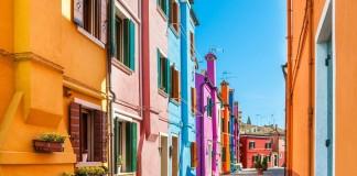 красочных городов планеты