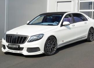 Mercedes-Maybach от Brabus