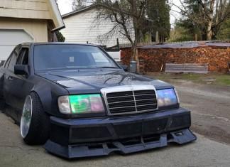 Невероятный и ужасный Mercedes-Benz