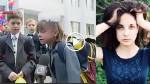 Вот как сейчас выглядит девочка из легендарного ролика «Никакого праздника!».