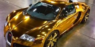 Роскошные автомобили известных рэперов