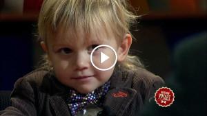 Ургант задал мальчику несколько вопросов. Реакция ребенка просто взорвала Интернет!