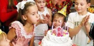 отмечают дни рождения в разных странах