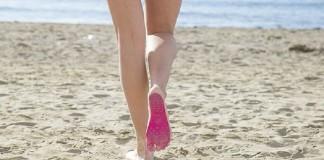 заменить пляжную обувь
